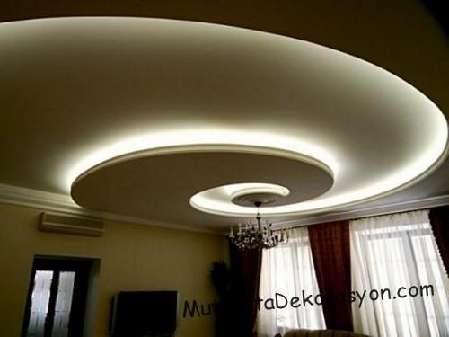 ceiling lights design for living room