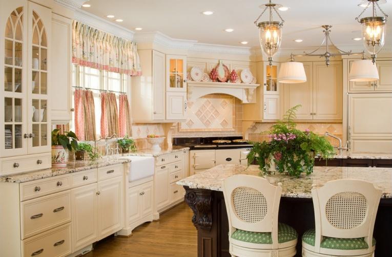 Mutfak Perde Modelleri Ve Mutfağa Uygun Perde Dekorasyonları