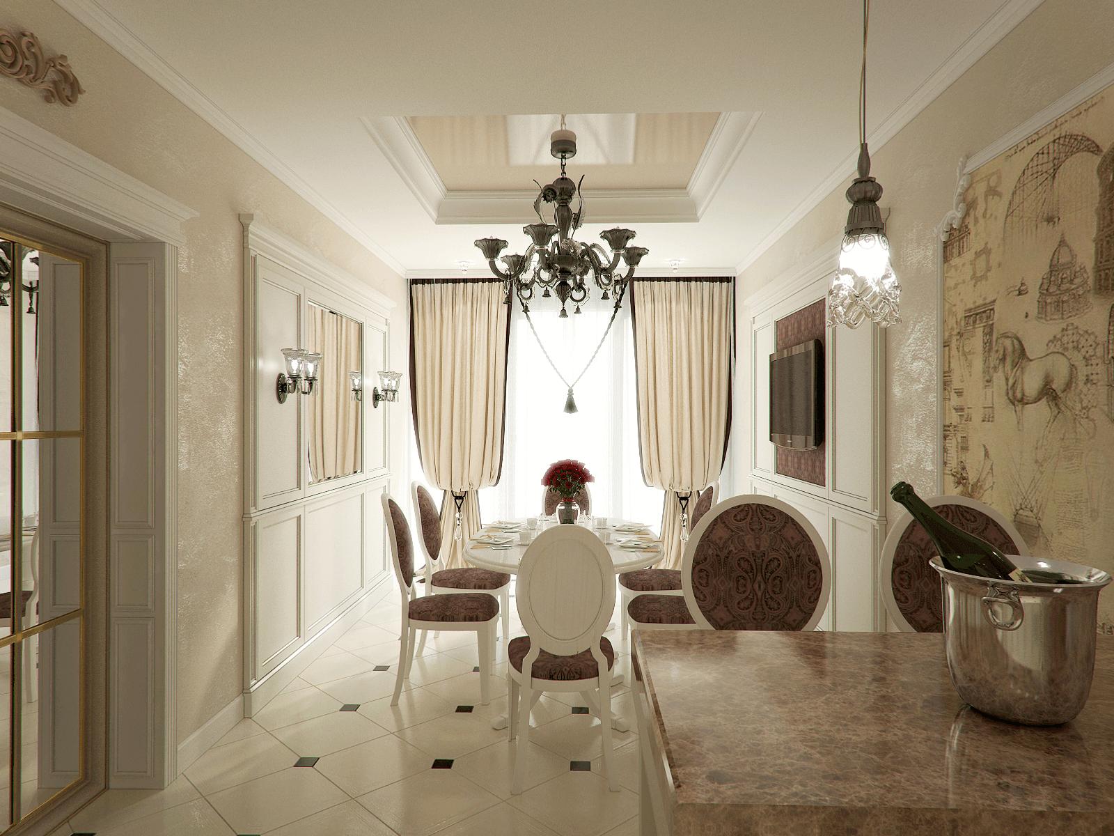 Asma tavan modern resimli isikli ev dekorasyon fikirleri - Mutfakta Asma Tavan Modelleri 3