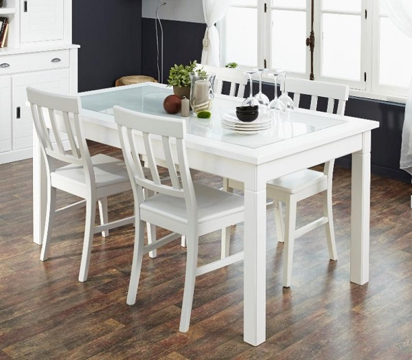 Oval Wood Dining Tables