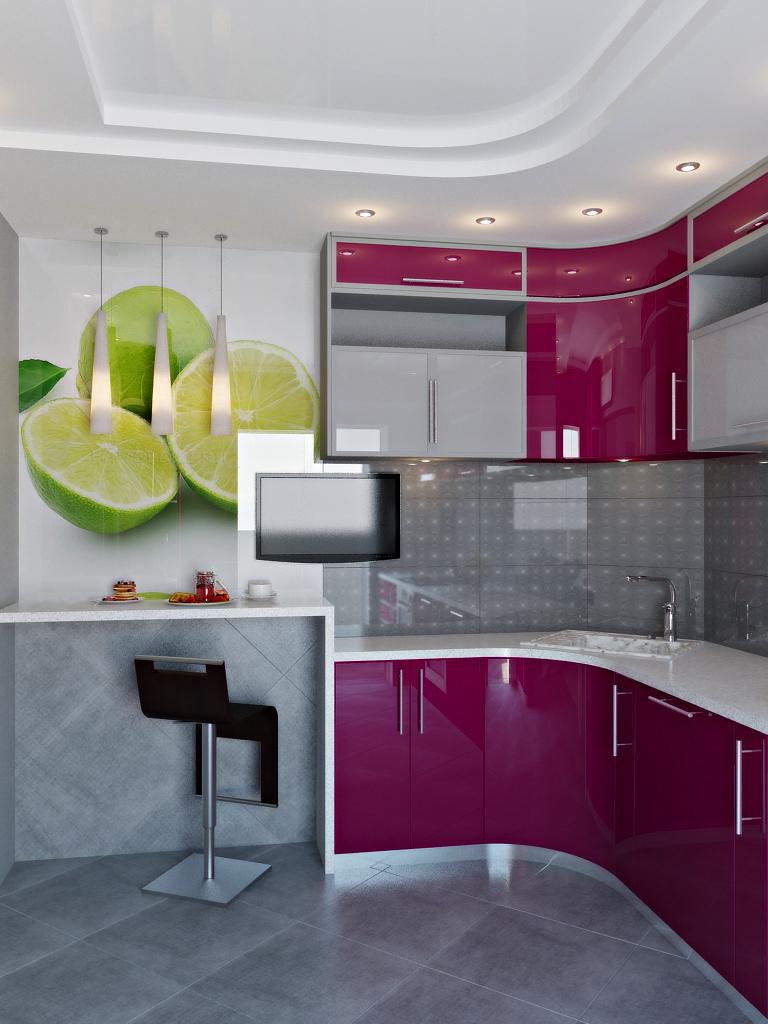 fusya-rengi-mutfak-dekorasyonu-14