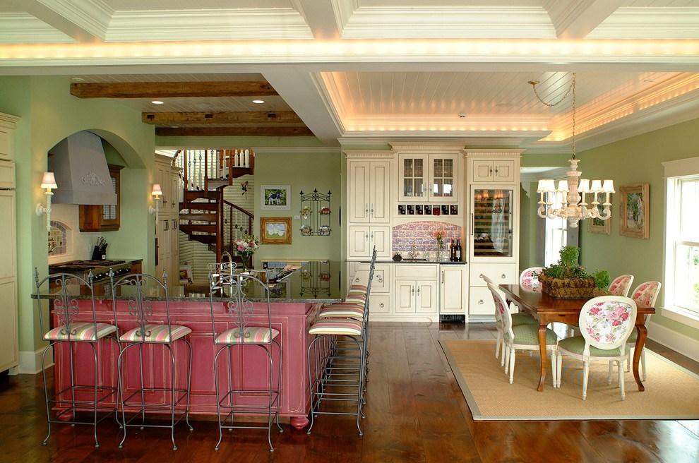 fusya-rengi-mutfak-dekorasyonu-63