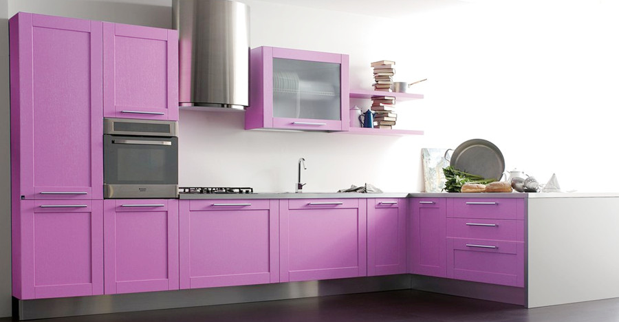 fusya-rengi-mutfak-dekorasyonu-9