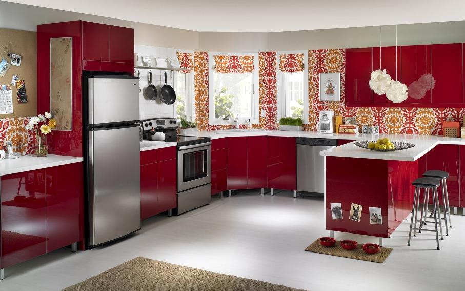 visne-rengi-mutfak-dekorasyonu-4