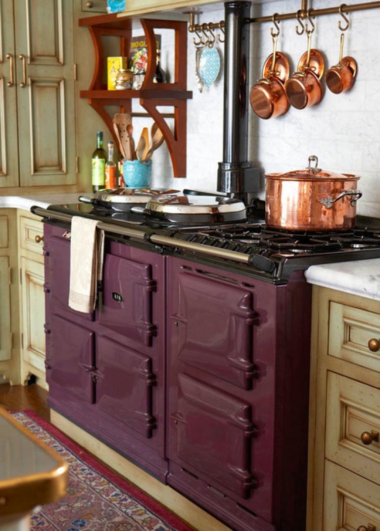 Modern tasar ml k rm z renkli mutfak dekorasyonu modeli - Mudum Beyaz Mutfak Dekorasyonu 11