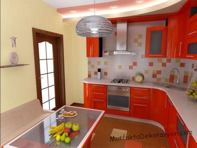 Mutfak Dolabi Renkleri Ve Dekorasyon Ornekleri En Sik 50 Model