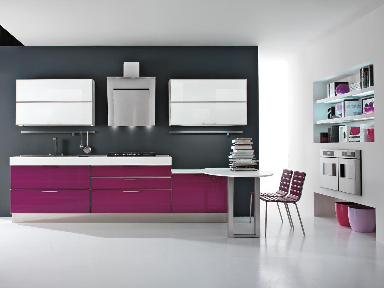 fusya-rengi-mutfak-dekorasyonu-19