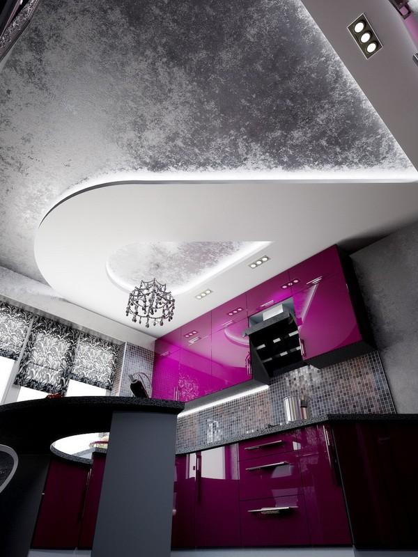 fusya-rengi-mutfak-dekorasyonu-26