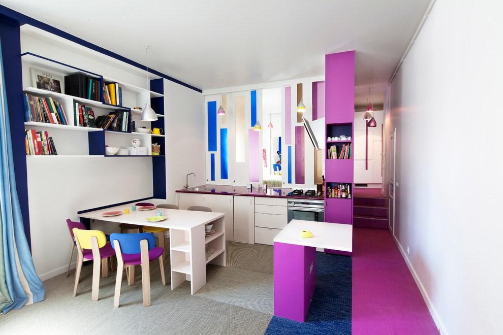 fusya-rengi-mutfak-dekorasyonu-42