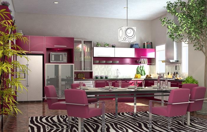 fusya-rengi-mutfak-dekorasyonu-53