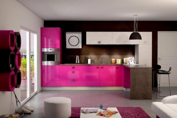 fusya-rengi-mutfak-dekorasyonu-57