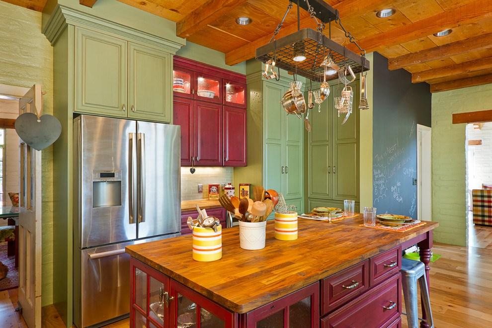 fusya-rengi-mutfak-dekorasyonu-62